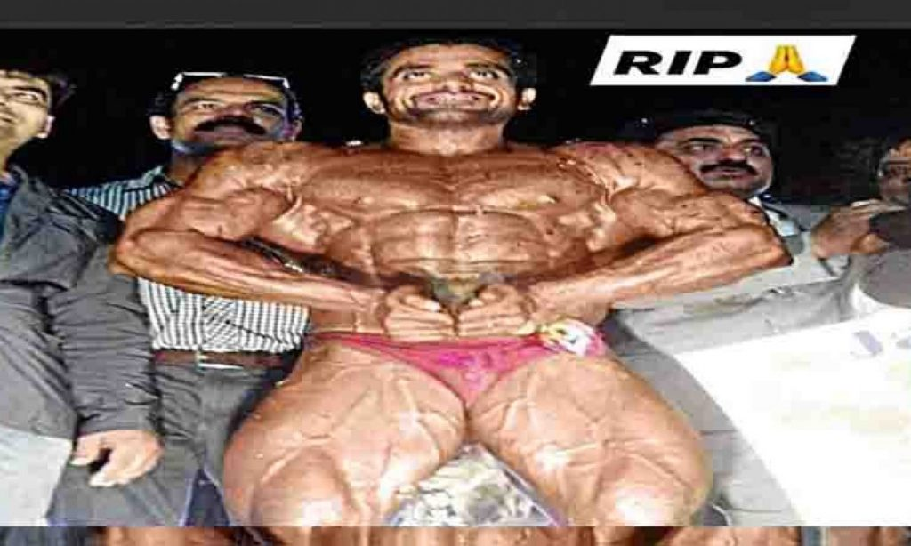 Siddartha Chowdary Corona crushes steel man too Another bodybuilder recently 2 1200x720 1