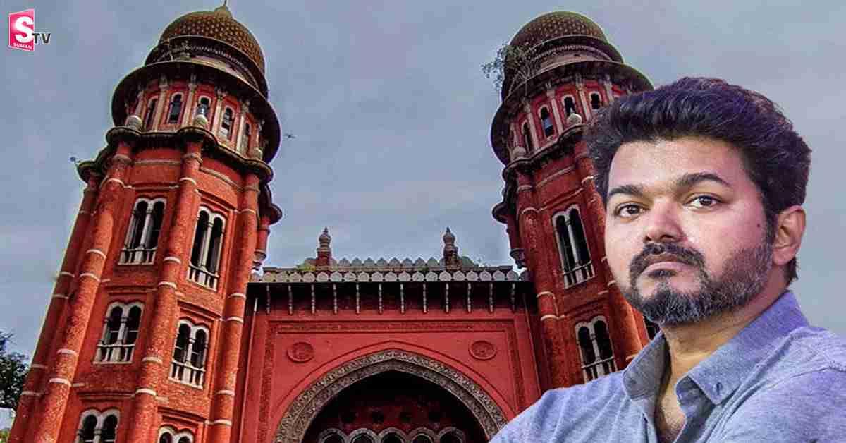 actor vijay tax paid
