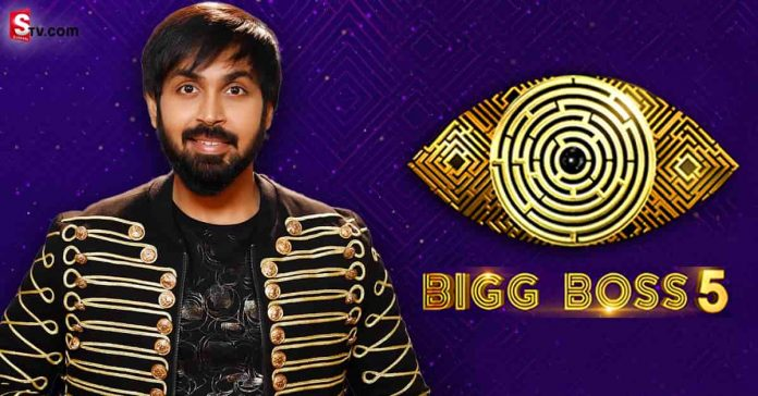 Bigg Boss 5 Telugu Contestant Actor Maanas Biography in Telugu -Suman TV