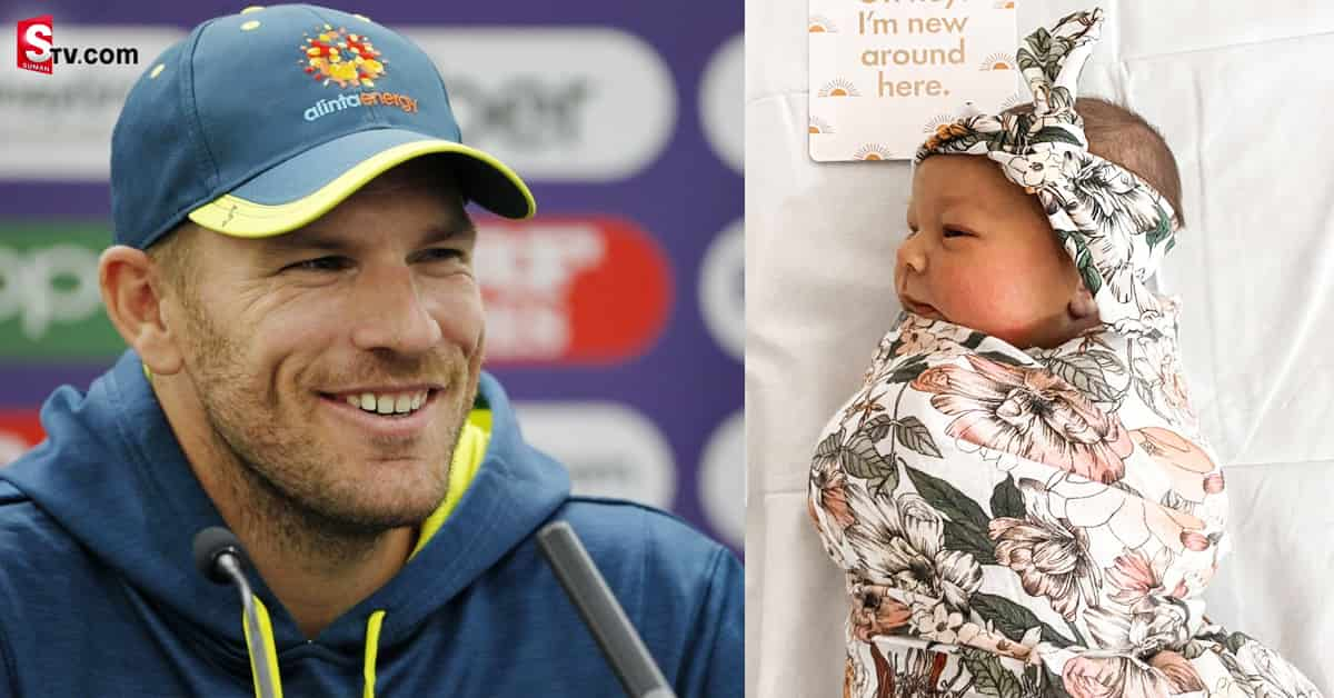A Famous Cricketer Become A Father - Suman TV
