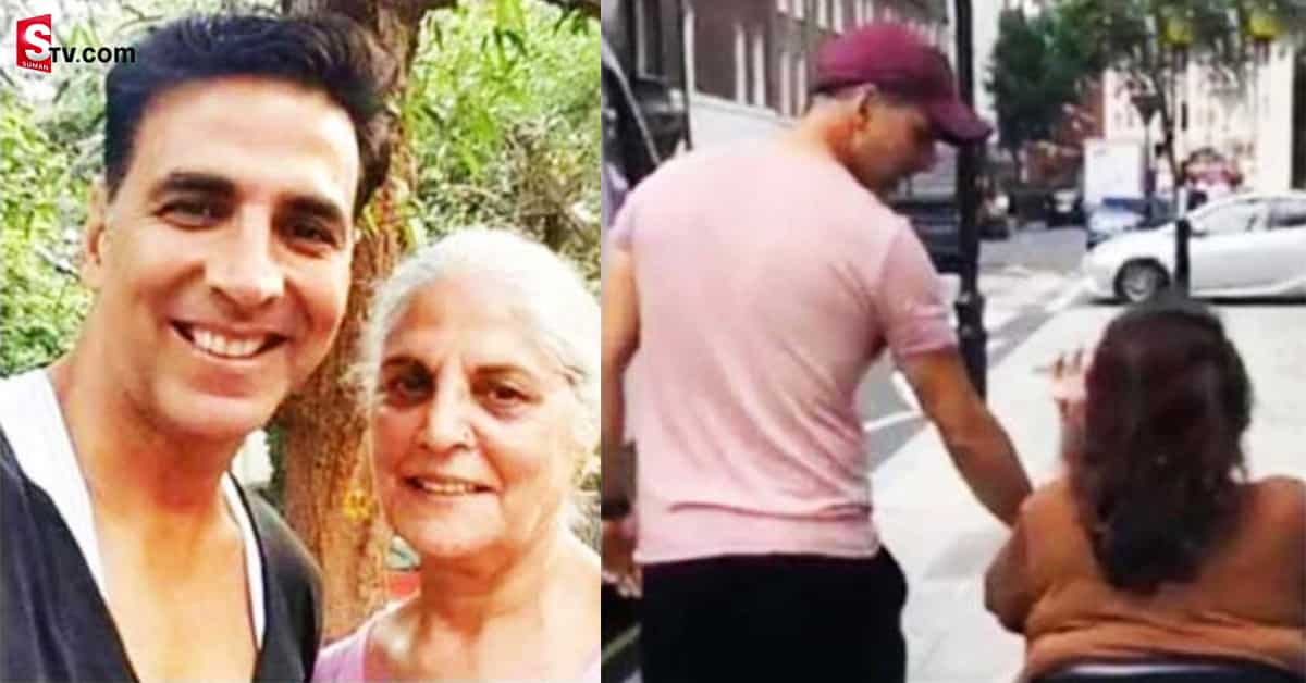 Akshay Kumar Mother Died - Suman TV