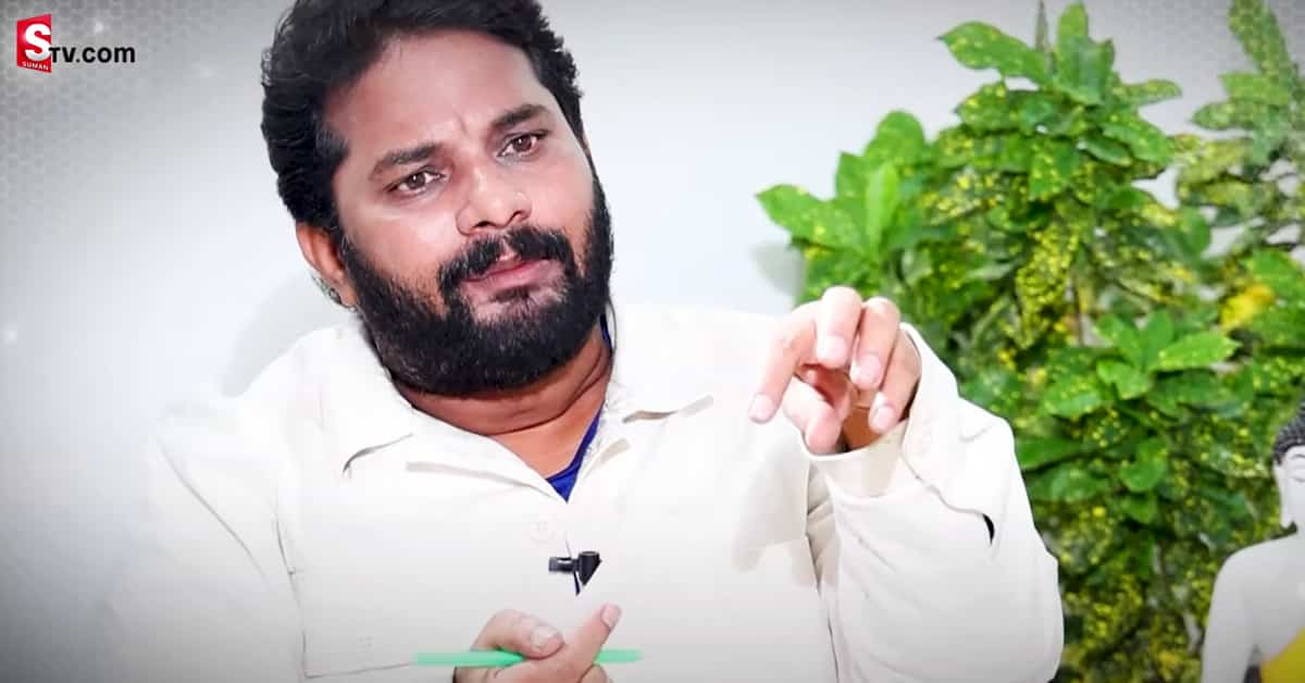 Black And White With Jaffer Interview With Chintamaneni Prabhakar, Abbaya Chowdary - Suman TV