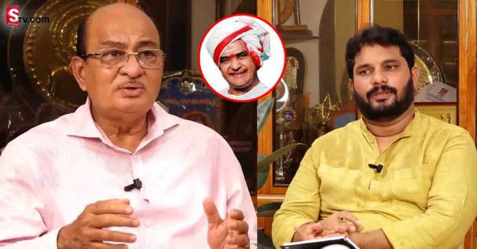 Black and White Jaffar With Gorantla Butchaiah Chowdary - Suman TV