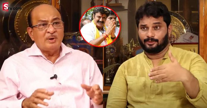 Buchaiah Chowdary About Balakrishna Political Work With Black and White Jaffar - Suman TV