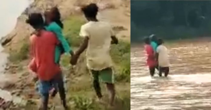 Elder Brother who crossed the river wearing the booze of the sister who came to Fitz -Suman Tv