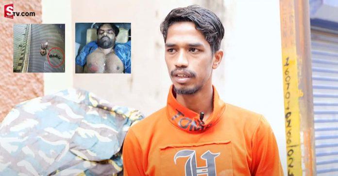 Farhan, the man who saved Saitej - Suman TV