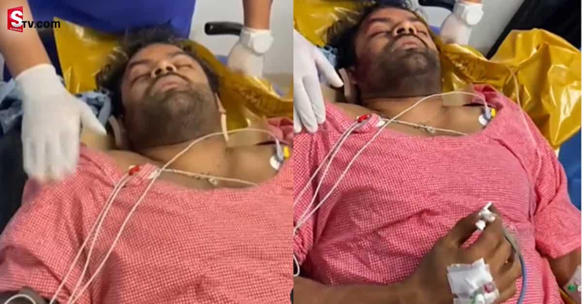 Good news Sai Dharam Tej who came to consciousness - Suman TV