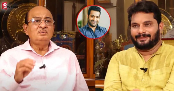 Junior NTR TDP party needs Butchayya Chaudhary sensational comments - Suman TV