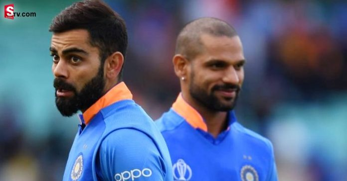 Kohli is the reason why Dhawan was not selected - Suman TV