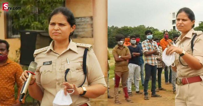 Vijayawada ACP Shaik Shanu STRONG Counselling to Rowdy Sheeters -Suman TV