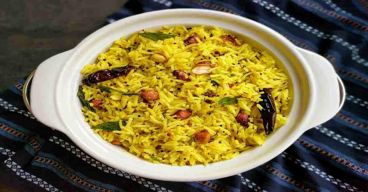 Lemon Rice 2