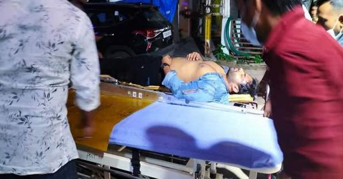 RP Patnaik about Sai Dharam Tej Bike Accident - Suman TV