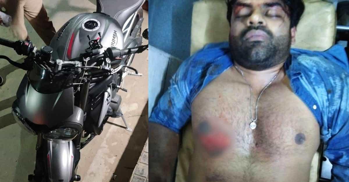 Sai Dharam Tej Bike Accident - Suman TV