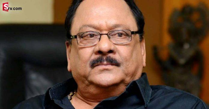 Senior Actor Krishnam Raju Injured - Suman TV