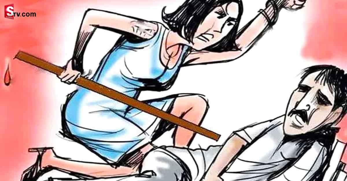 The wife who killed her husband - Suman TV