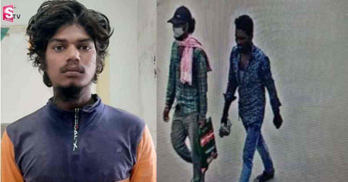 Rapist Raju Getups Changing - Suman TV