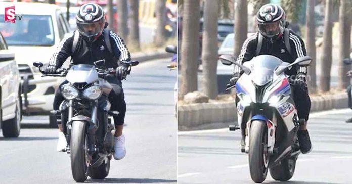 saidharma tej bike accident
