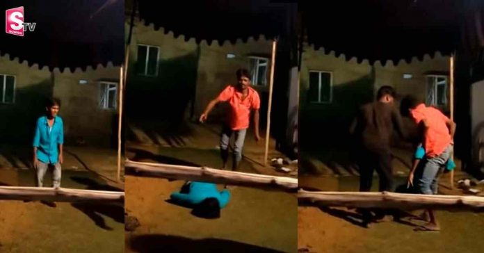 youth died while dance at mandapam